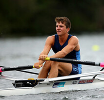 Matthew Dunham - 2014 Rowing