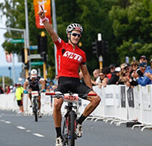 Sam Gaze - 2013, 2014 Cycling