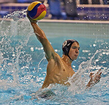 Mitchell Lamb - 2014- Water Polo