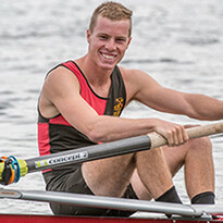 Will Thompson - 2018- Rowing