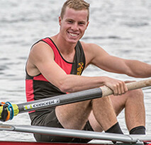 Will Thompson - 2018, 2019- Rowing