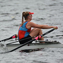 Sydney Johnson - 2017- Rowing