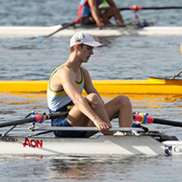 Seth Hope - 2019- Rowing