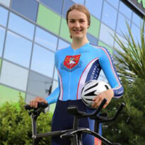Ellesse Andrews - 2017- Cycling